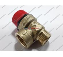 Клапан предохранительный 3 бар BAXI (9950600)