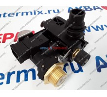 Гидроузел с датчиком протока ГВС и краном подпитки Ferroli Fortuna, Fortuna Pro (902610850) 398001060