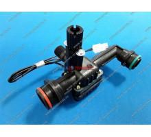 Гидроузел датчика протока с краном подпитки Navien Ace, Deluxe, Prime, Smart Tok 30-40K (30002726D)