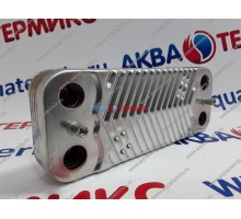 Теплообменник ГВС B3-12A-10 на 10 пластин ARDERIA D10, D14, D16, D18, D24 (D22013.0311-005)