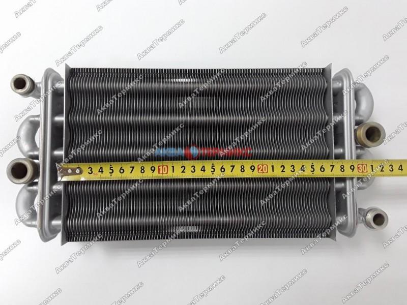 Теплообменник для котла fondital victoria compact 24 Кожухотрубный испаритель Alfa Laval DM1-225-3 Челябинск
