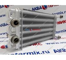 Теплообмениик битермический (79 ламелей) Immergas (1.018806) 1.023625