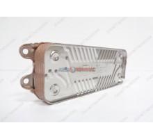 Теплообменник ГВС 11 (13) пластин VAILLANT atmo/turboTEC (0020020018)