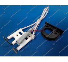 Блок электродов розжига и контроля пламени Ariston (65104549)