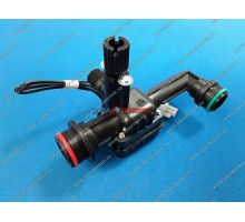 Гидроузел датчика протока с краном подпитки NAVIEN Ace, Atmo, Deluxe, Prime, Smart Tok 13-24K (30002725D) 30011226A