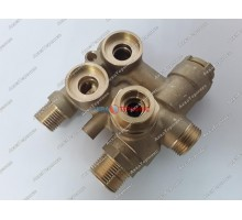 Клапан трехходовой Baxi (5676910) - запчасть для котла