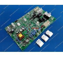 Плата электронная Ariston BS II, Matis под китайский газовый клапан Cartier (60001580)