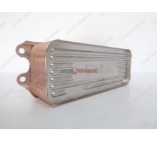 Теплообменник ГВС 19 пластин VAILLANT atmo/turboTEC plus 20, 24, 28 кВт (0020038572)